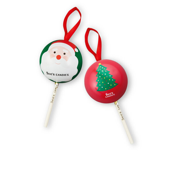 Christmas Lollypops view 2