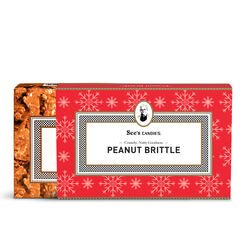 Christmas Peanut Brittle View 1