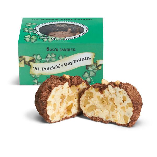 St. Patrick's Day Potatoes view 1