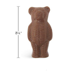 Milk Chocolate Teddy Bears View 2