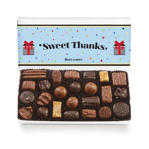 Festive Thank You Assorted Chocolates