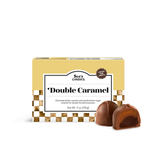 Double Caramel view 3