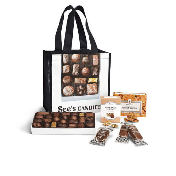 College Care Kit - Assorted Chocolates