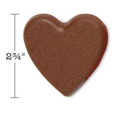 Milk Chocolate Hearts View 2
