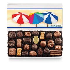 Beach Days Assorted Chocolates View 1