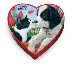 Furry Friends Heart View 3