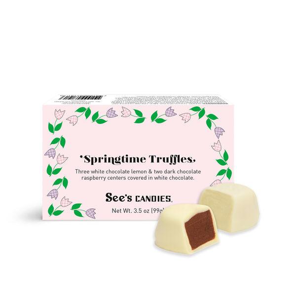 Springtime Truffles