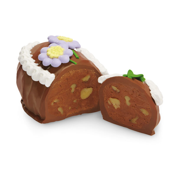 Chocolate Butter Egg with Walnuts view 3