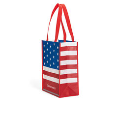 Patriotic Tote Bag View 3