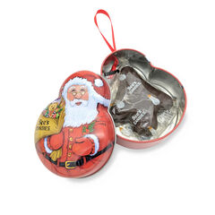 Keepsake Santa Ornament View 2