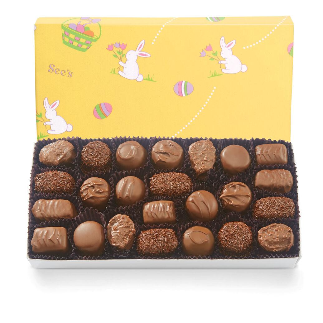 Milk Chocolate Soft Centers