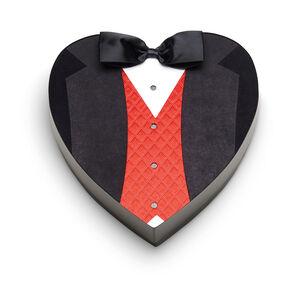 Tuxedo Heart