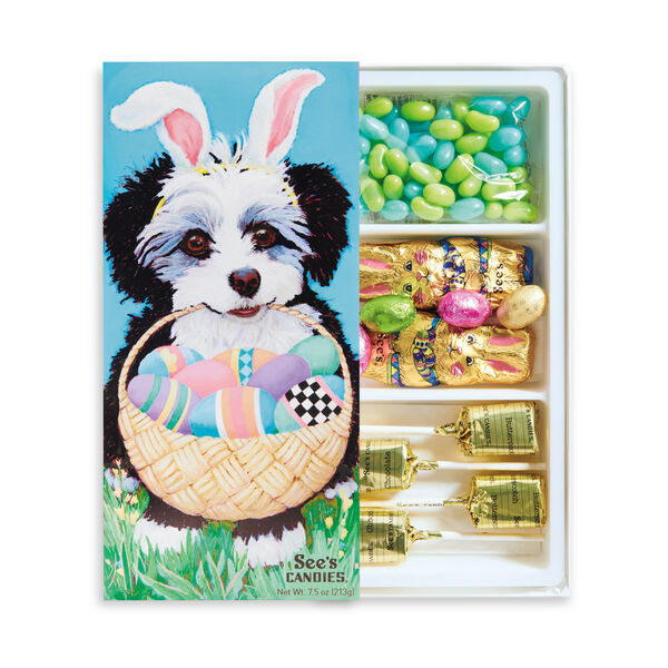 Easter Puppy Box