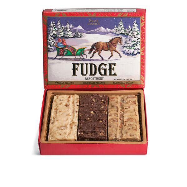 Fudge Assortment