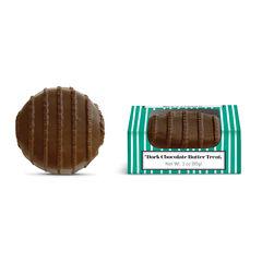 Dark Chocolate Butter Treat View 1