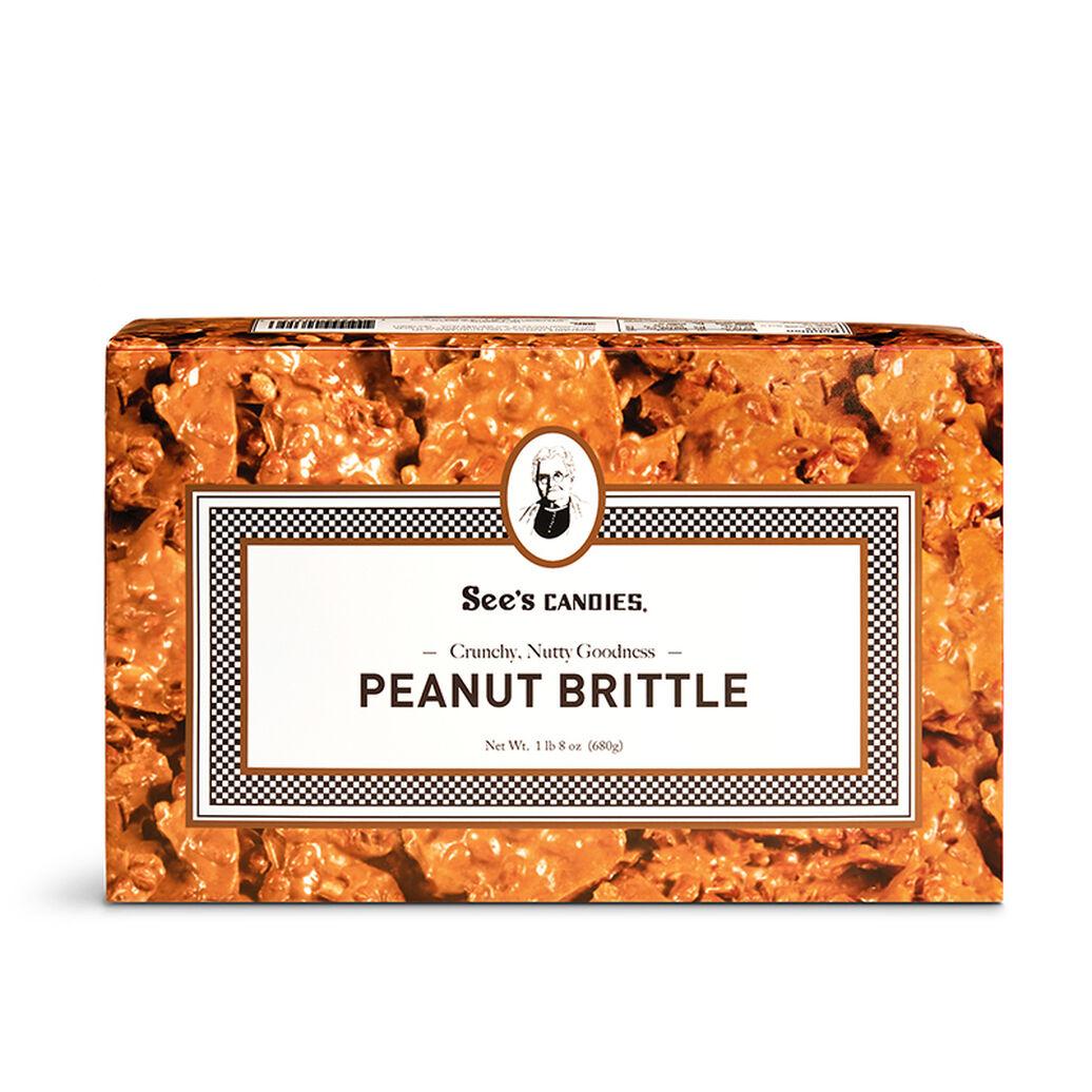 See's Candies Peanut Brittle