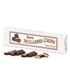 Dark Molasses Chips View 1