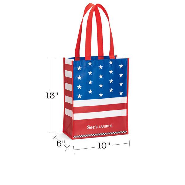 Patriotic Tote Bag view 2