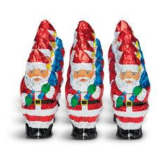 Milk Chocolate Santas View 1