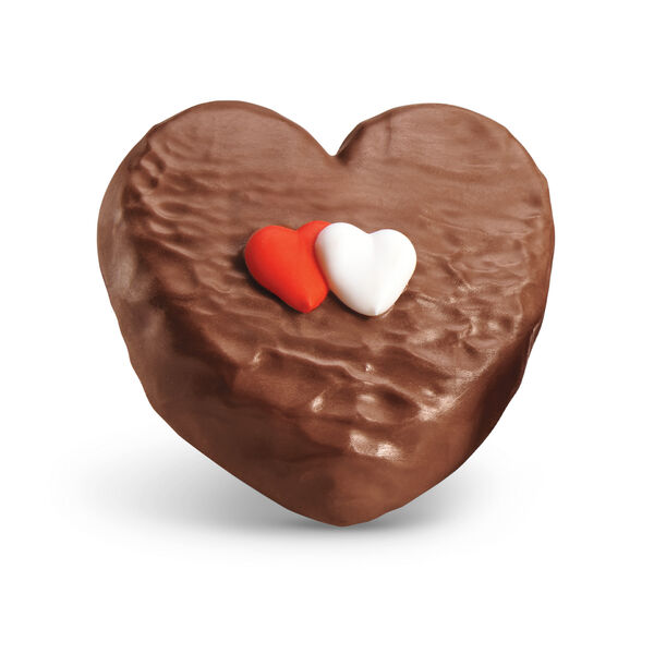 Milk Chocolate Bordeaux™ Heart view 2