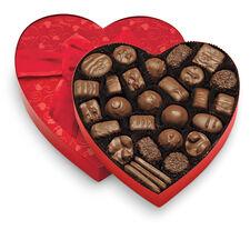 Classic Red Heart - Milk Chocolates
