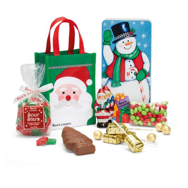 Sweet Snowman Gift