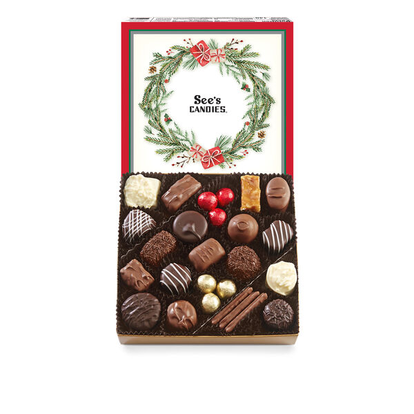 christmas chocolate candy gifts see s candies