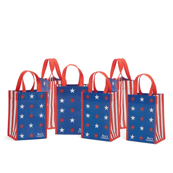 Patriotic Treat Bags view 1