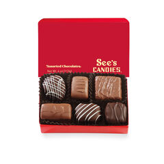 Holiday Bliss Assorted Chocolates View 5