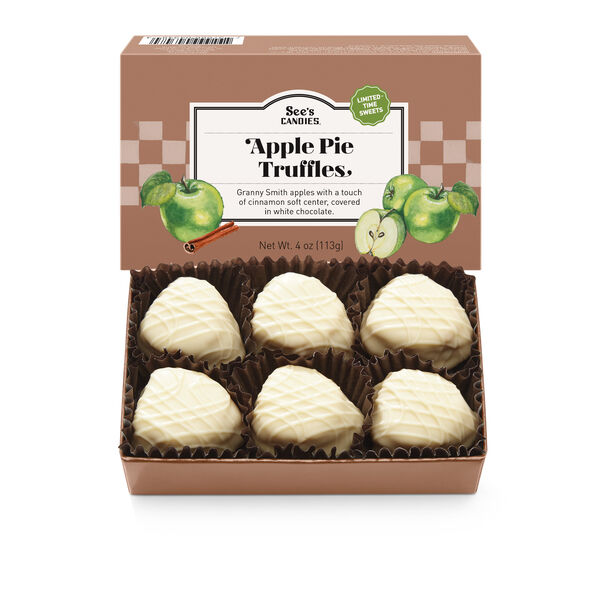 Apple Pie Truffles®