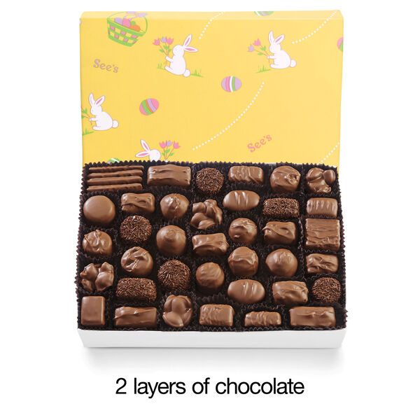 Milk Chocolates view 3