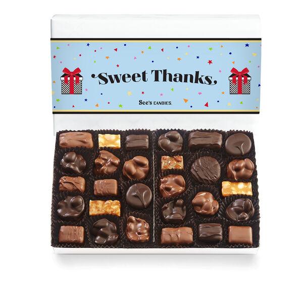 Festive Thank You Nuts & Chews
