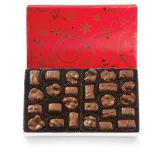 Milk Chocolate Nuts & Chews View 1