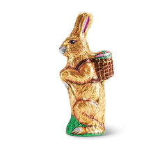 Tall Milk Chocolate Bunny View 3