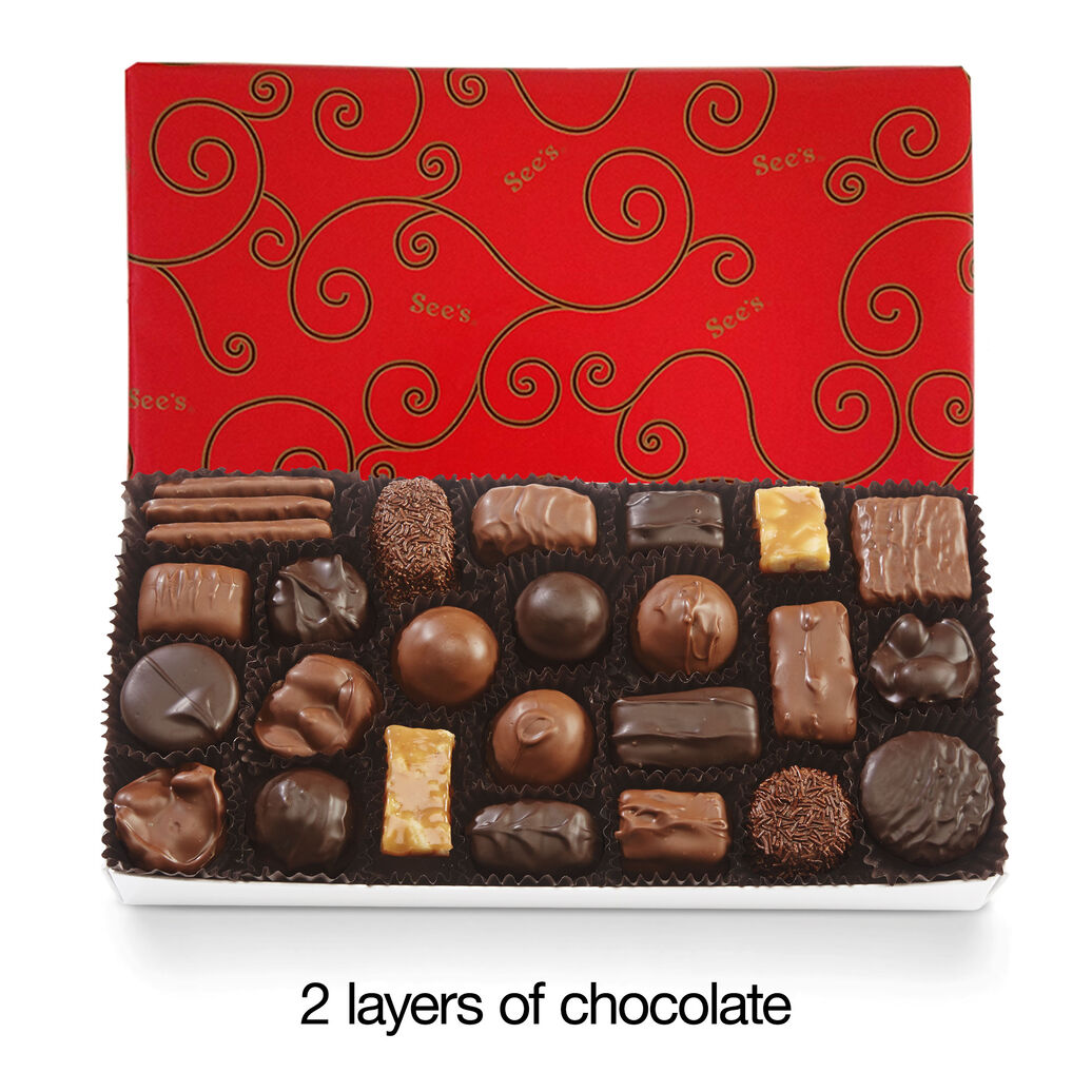 Assorted Chocolates See S Candies