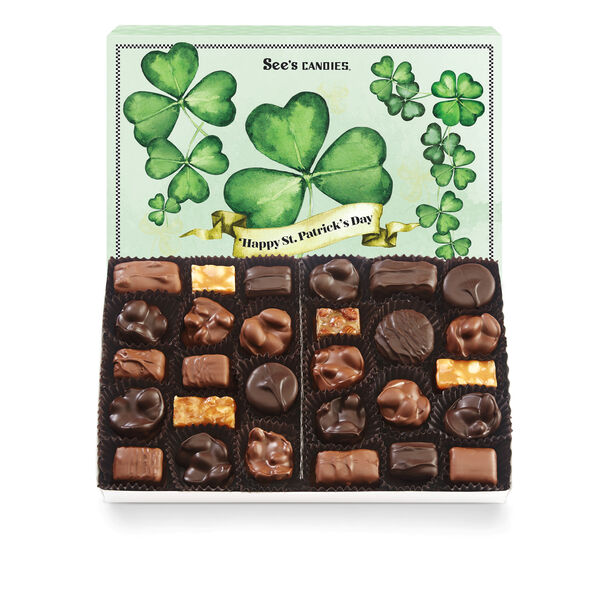St. Patrick's Day Nuts & Chews