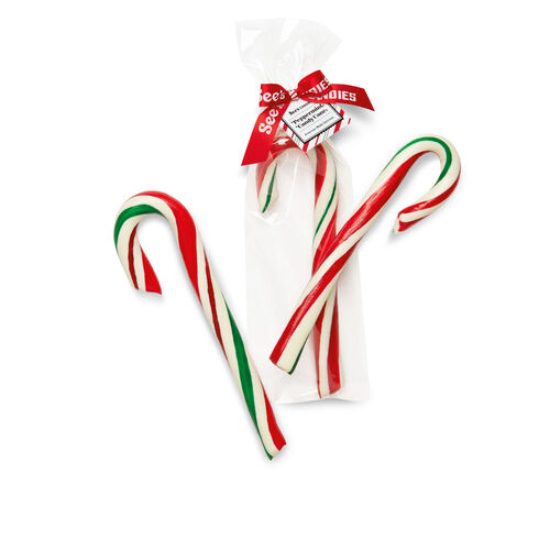 Peppermint Candy Canes