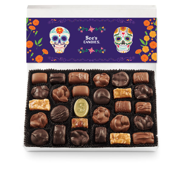 Día de los Muertos Nuts & Chews