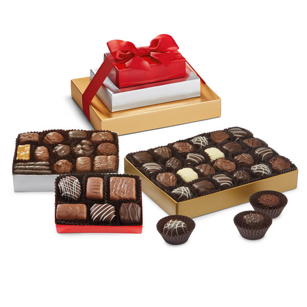 Merry Chocolates Tower view 2