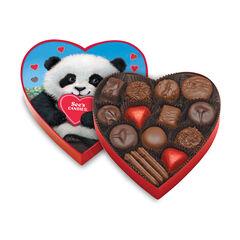 Panda Bear Heart View 1