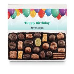 Birthday Wishes Assorted Chocolates View 1