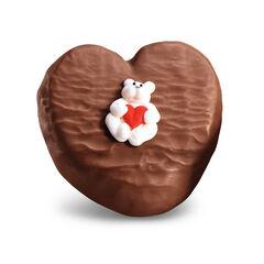 Milk Chocolate Peanut Butter Heart View 2