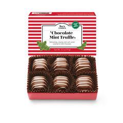 Chocolate Mint Truffles View 1