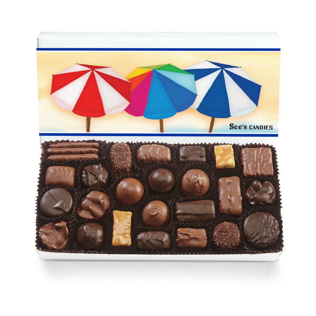 Beach Days Assorted Chocolates