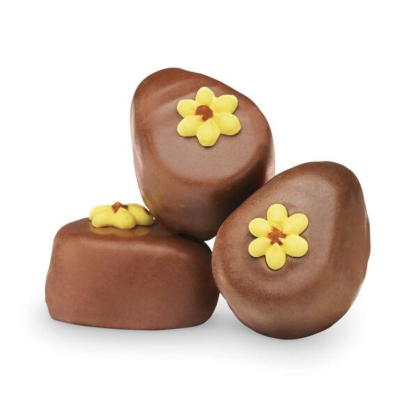 Chocolate Butter Eggs