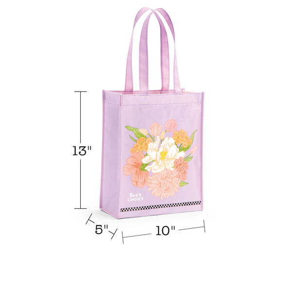 Sweet Blossoms Tote view 2