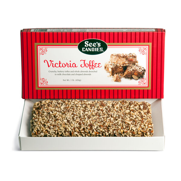 Victoria Toffee view 1