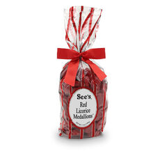 Red Licorice Medallions® View 1