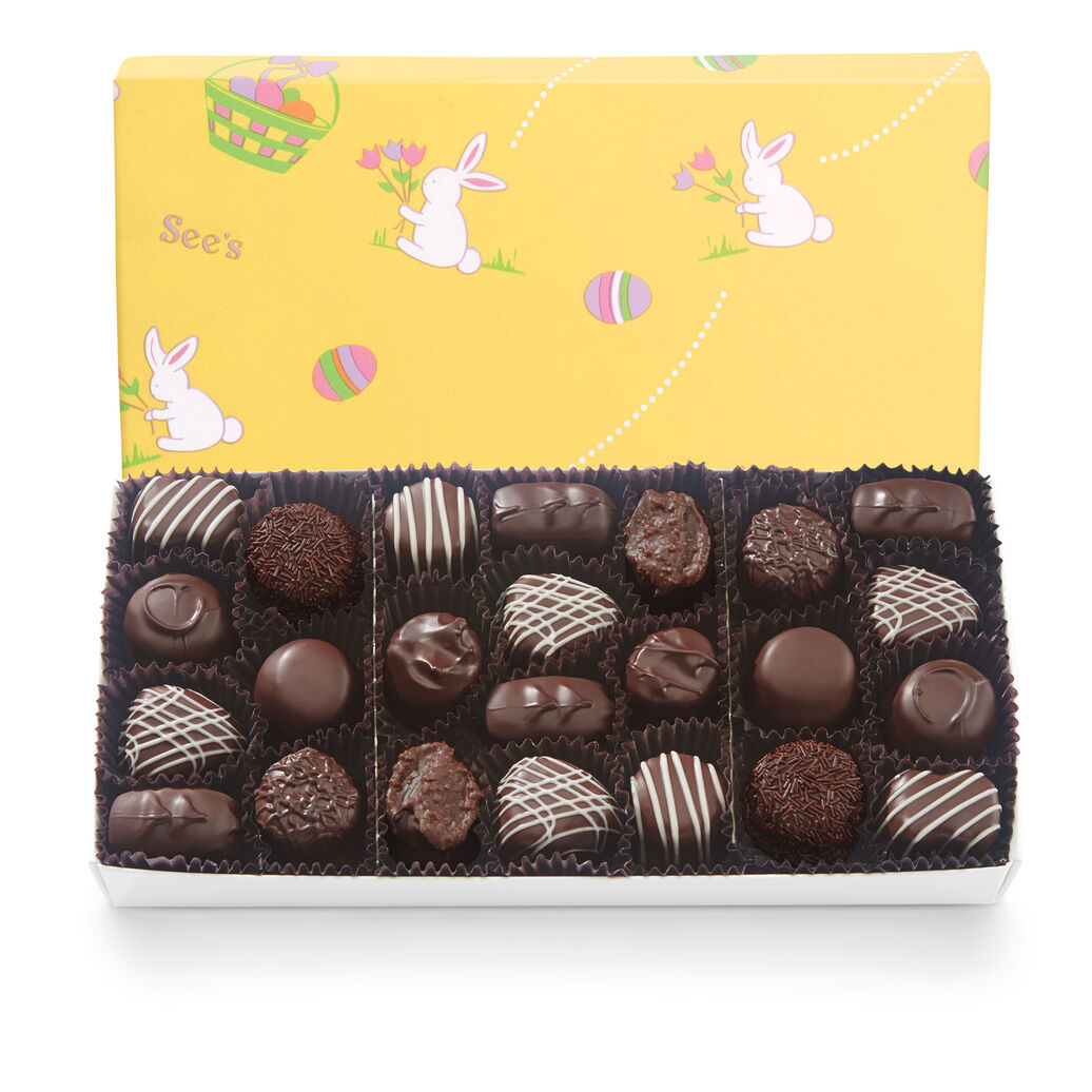 Dark Chocolate Soft Centers
