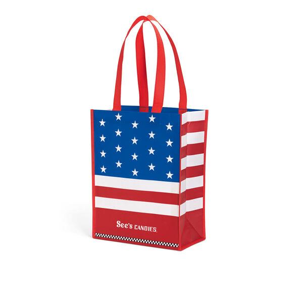 Patriotic Tote Bag view 1